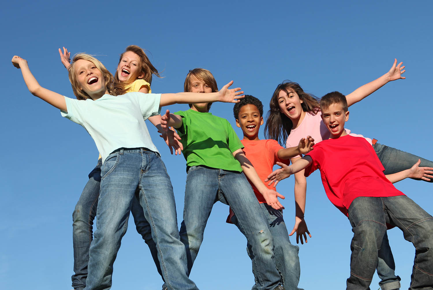 Group counseling for Kids and teenagers